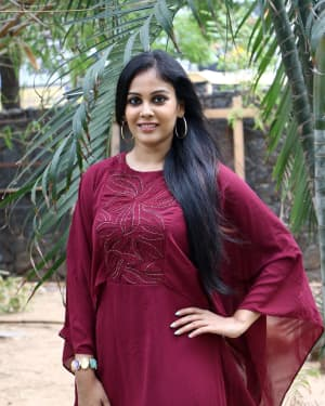 Chandini Tamilarasan - Asura Guru Movie Audio Launch Photos | Picture 1660657