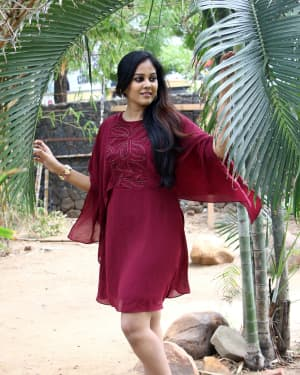 Chandini Tamilarasan - Asura Guru Movie Audio Launch Photos | Picture 1660663