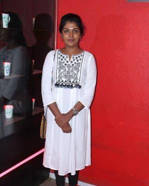 Riythvika - Aadai Movie Premier Show Photos