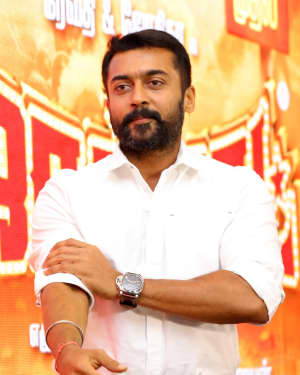 Surya Sivakumar - Jackpot Tamil Movie Audio Launch Event Photos