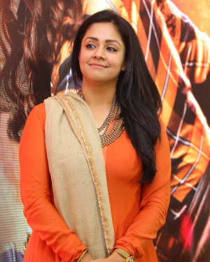 Jyothika - Jackpot Tamil Movie Audio Launch Event Photos