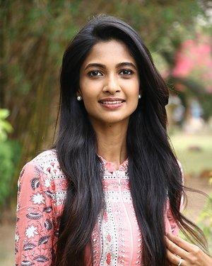 Keerthi Pandian - Thumbaa Movie Press Meet Photos
