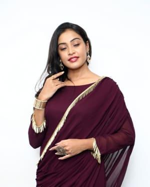 Ashwini (Tamil Actress) - Jiivi Movie Press Meet Photos   Picture 1656331