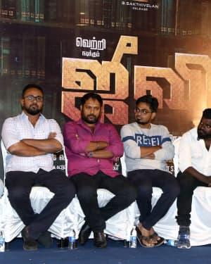 Jiivi Movie Press Meet Photos   Picture 1656340