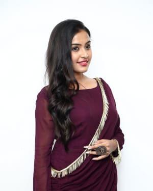 Ashwini (Tamil Actress) - Jiivi Movie Press Meet Photos   Picture 1656326