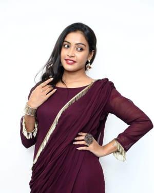 Ashwini (Tamil Actress) - Jiivi Movie Press Meet Photos   Picture 1656324