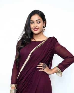 Ashwini (Tamil Actress) - Jiivi Movie Press Meet Photos   Picture 1656323