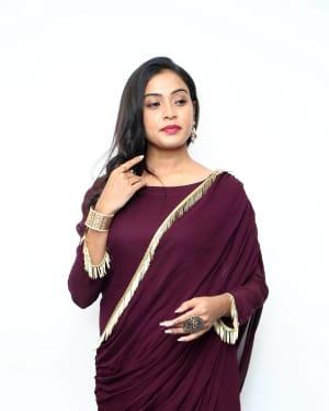 Ashwini (Tamil Actress) - Jiivi Movie Press Meet Photos   Picture 1656330