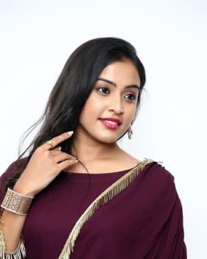Ashwini (Tamil Actress) - Jiivi Movie Press Meet Photos   Picture 1656328