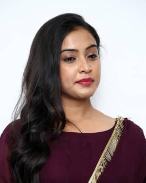 Ashwini (Tamil Actress) - Jiivi Movie Press Meet Photos   Picture 1656325