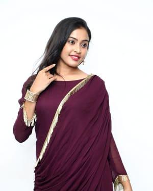 Ashwini (Tamil Actress) - Jiivi Movie Press Meet Photos   Picture 1656329
