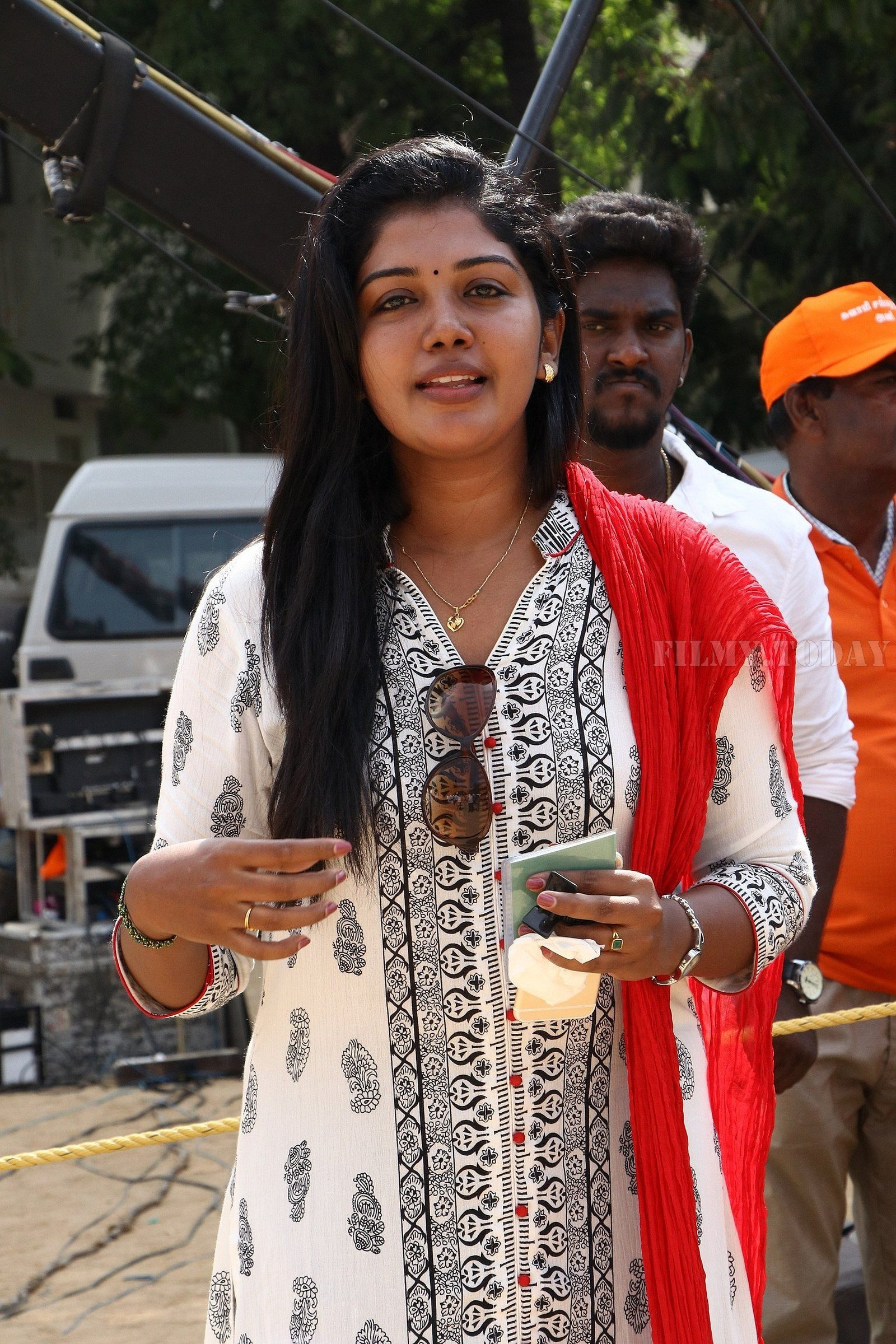Riythvika - Nadigar Sangam Election 2019 Photos | Picture 1656571