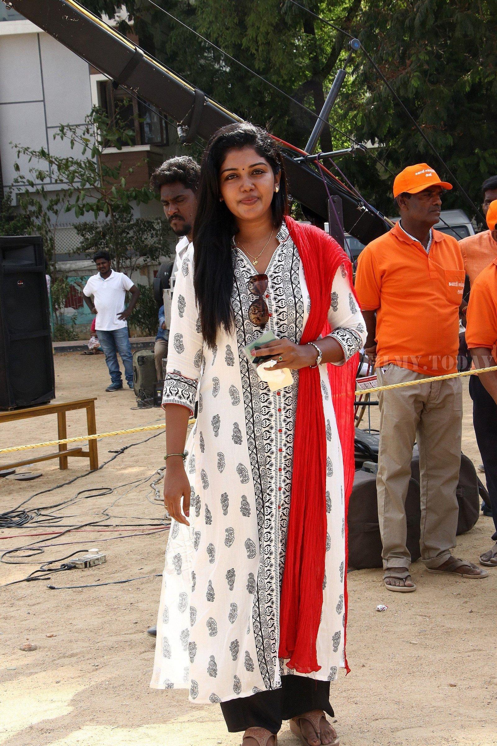 Riythvika - Nadigar Sangam Election 2019 Photos | Picture 1656572