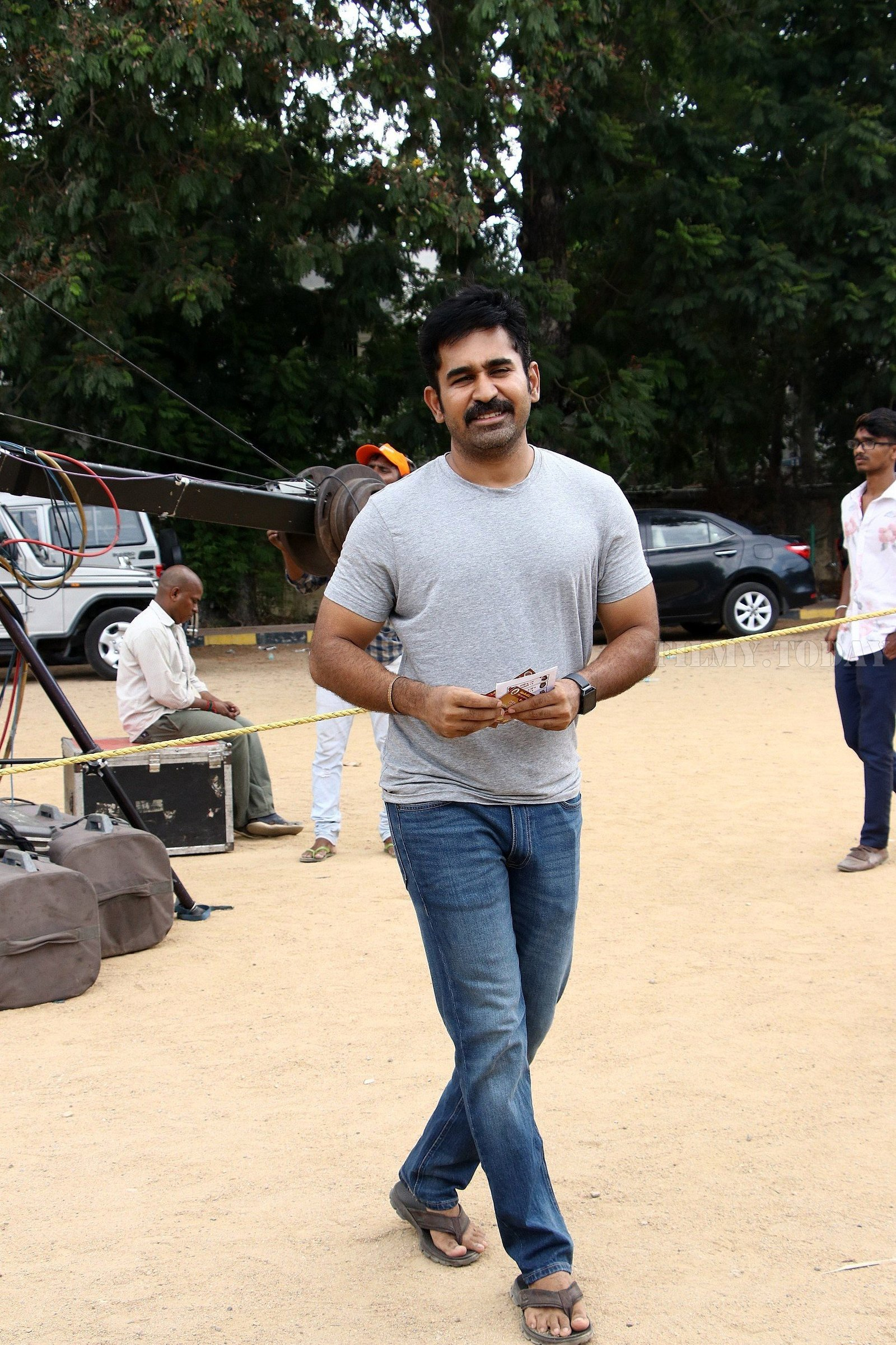 Vijay Antony - Nadigar Sangam Election 2019 Photos | Picture 1656566