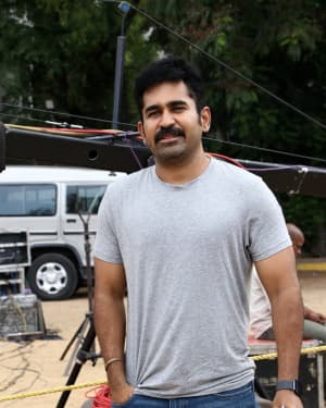 Vijay Antony - Nadigar Sangam Election 2019 Photos