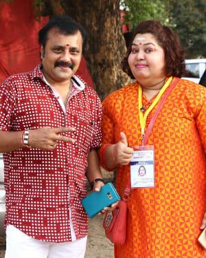 Nadigar Sangam Election 2019 Photos | Picture 1656354