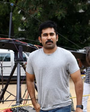 Vijay Antony - Nadigar Sangam Election 2019 Photos | Picture 1656567