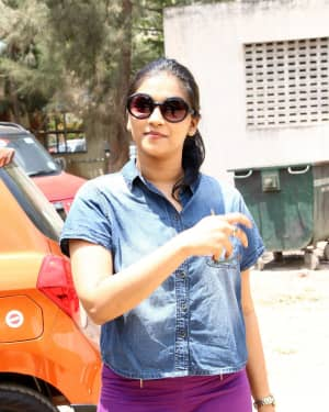 Vasundhara Kashyap - Nadigar Sangam Election 2019 Photos | Picture 1656497