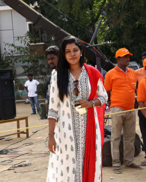 Riythvika - Nadigar Sangam Election 2019 Photos | Picture 1656572