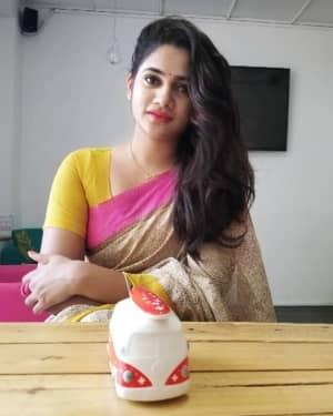 Tamil Bigg Boss 3 Contestant Losliya Mariyanesan Photos   Picture 1657320