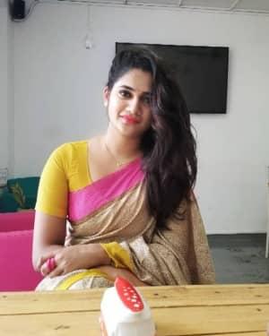 Tamil Bigg Boss 3 Contestant Losliya Mariyanesan Photos   Picture 1657318