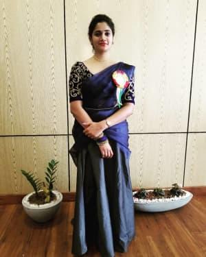 Tamil Bigg Boss 3 Contestant Losliya Mariyanesan Photos   Picture 1657314