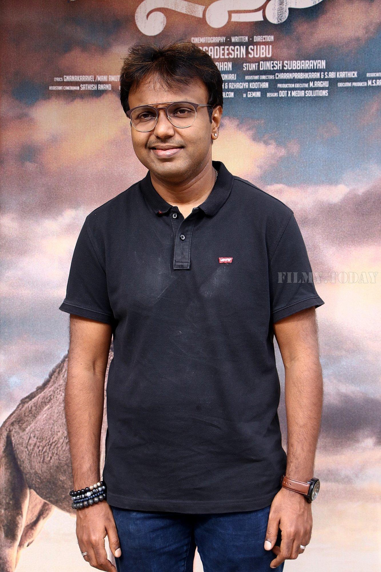 D. Imman - Bakrid Tamil Movie Press Meet Photos   Picture 1657920
