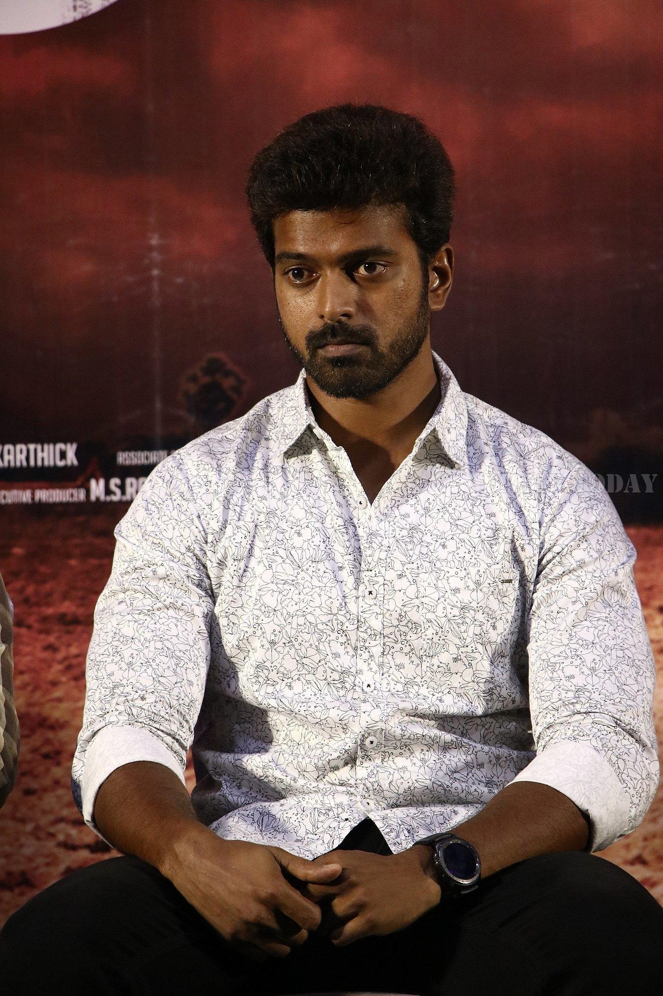 Vikranth Santhosh - Bakrid Tamil Movie Press Meet Photos   Picture 1657934