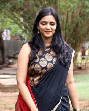 Vasundhara Kashyap - Bakrid Tamil Movie Press Meet Photos | Picture 1657906