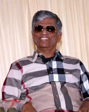 S. A. Chandrasekhar - Kepmaari Movie Press Meet Photos