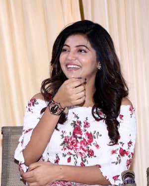 Athulya Ravi - Kepmaari Movie Press Meet Photos | Picture 1657760