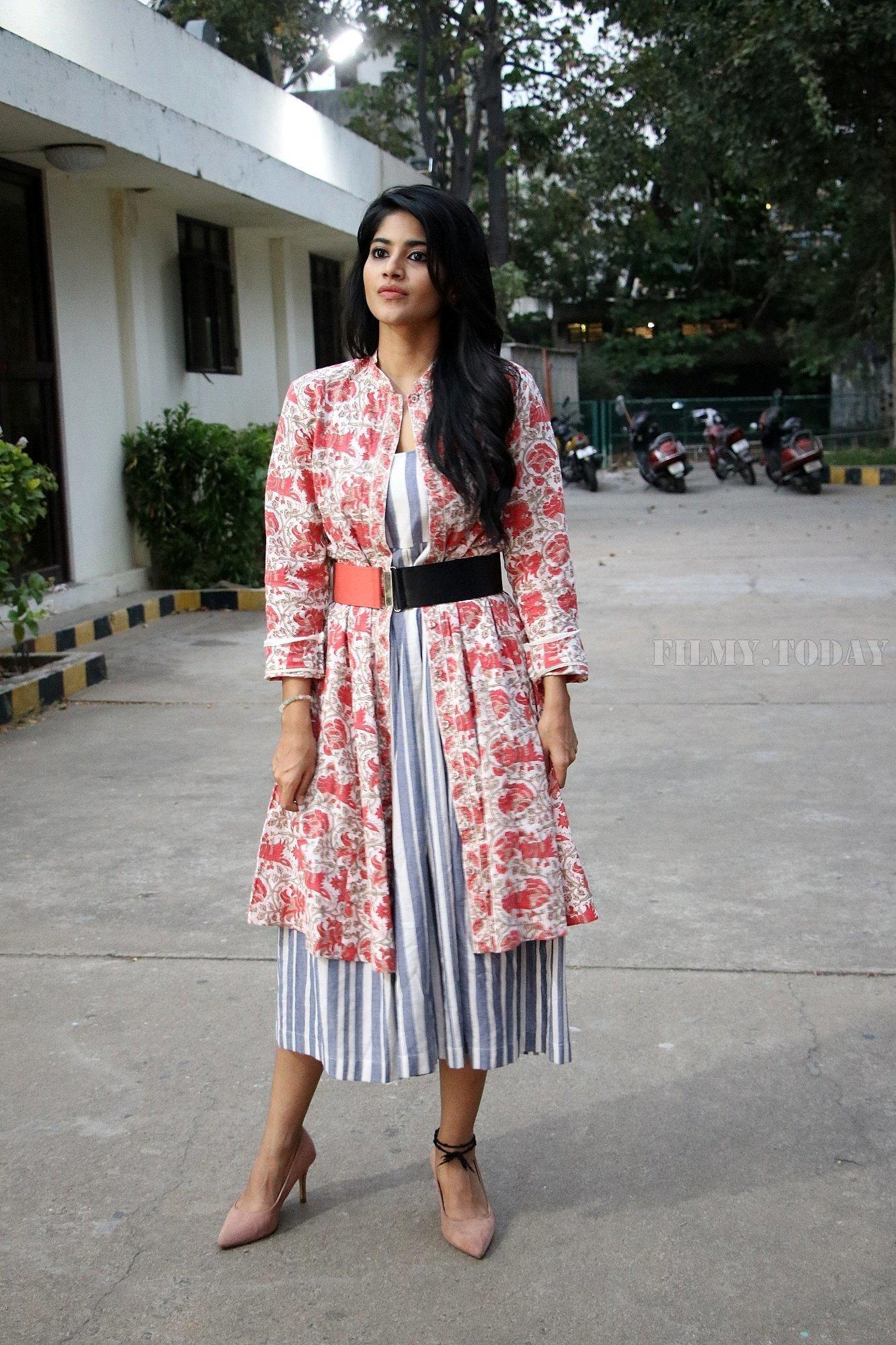 Megha Akash - Boomerang Movie Press Meet Photos | Picture 1630502