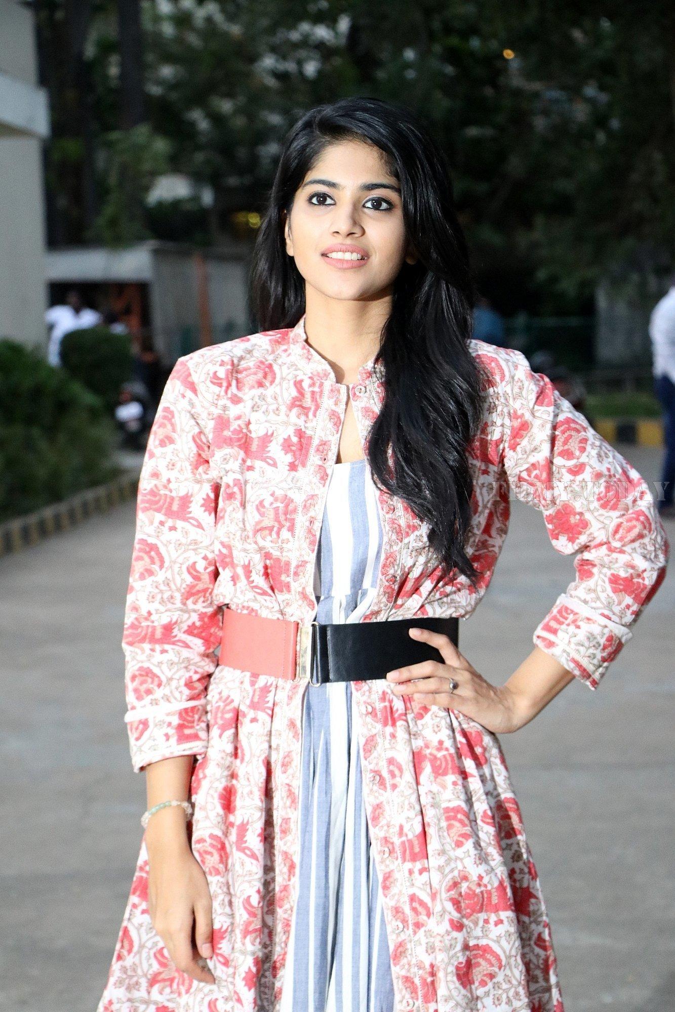 Megha Akash - Boomerang Movie Press Meet Photos | Picture 1630495