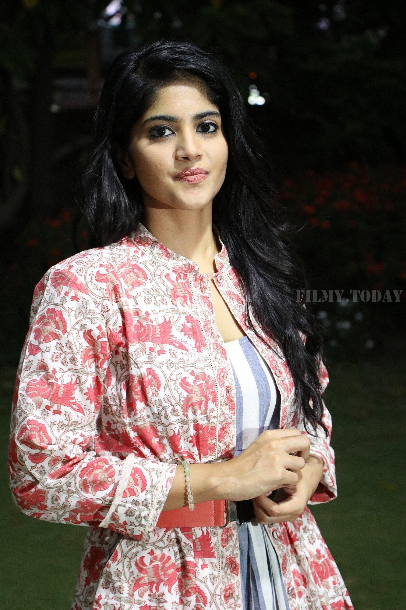 Megha Akash - Boomerang Movie Press Meet Photos | Picture 1630506