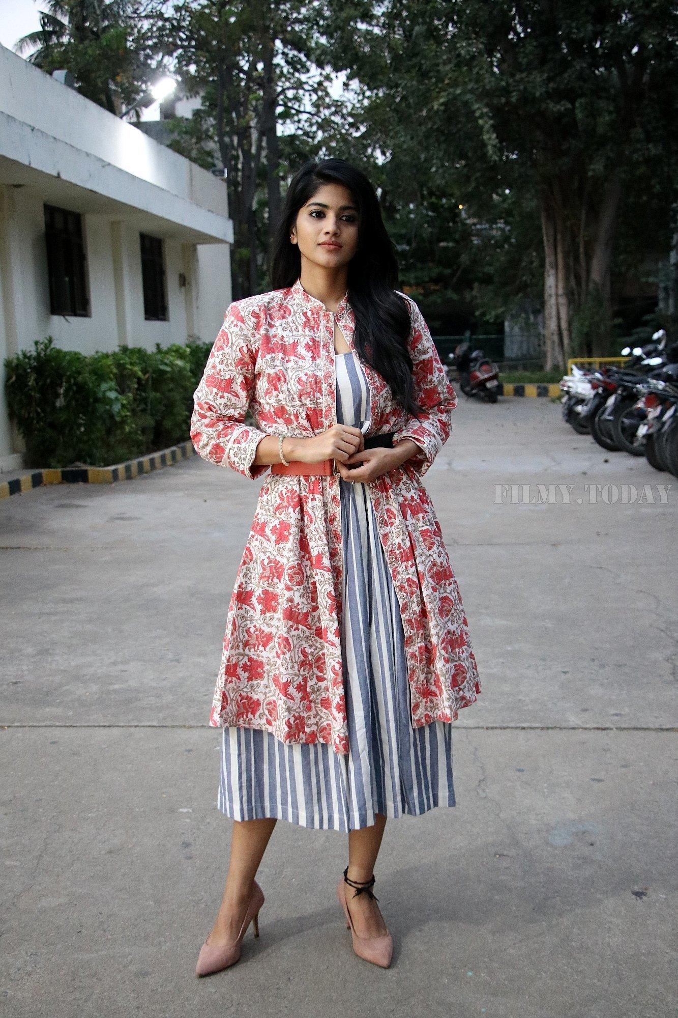 Megha Akash - Boomerang Movie Press Meet Photos | Picture 1630498