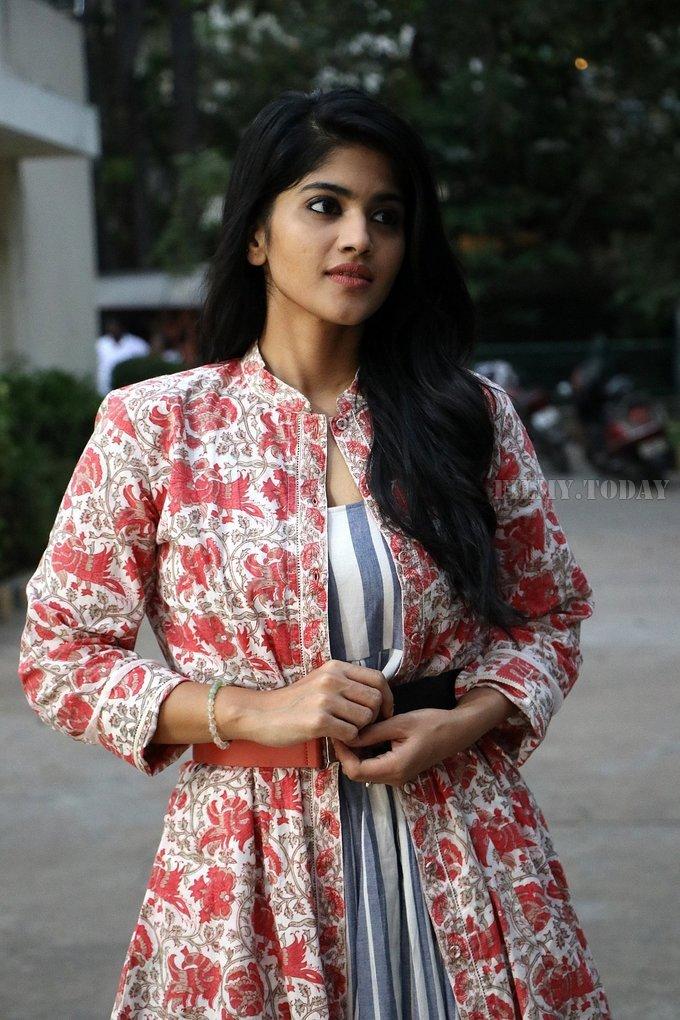 Megha Akash - Boomerang Movie Press Meet Photos | Picture 1630499