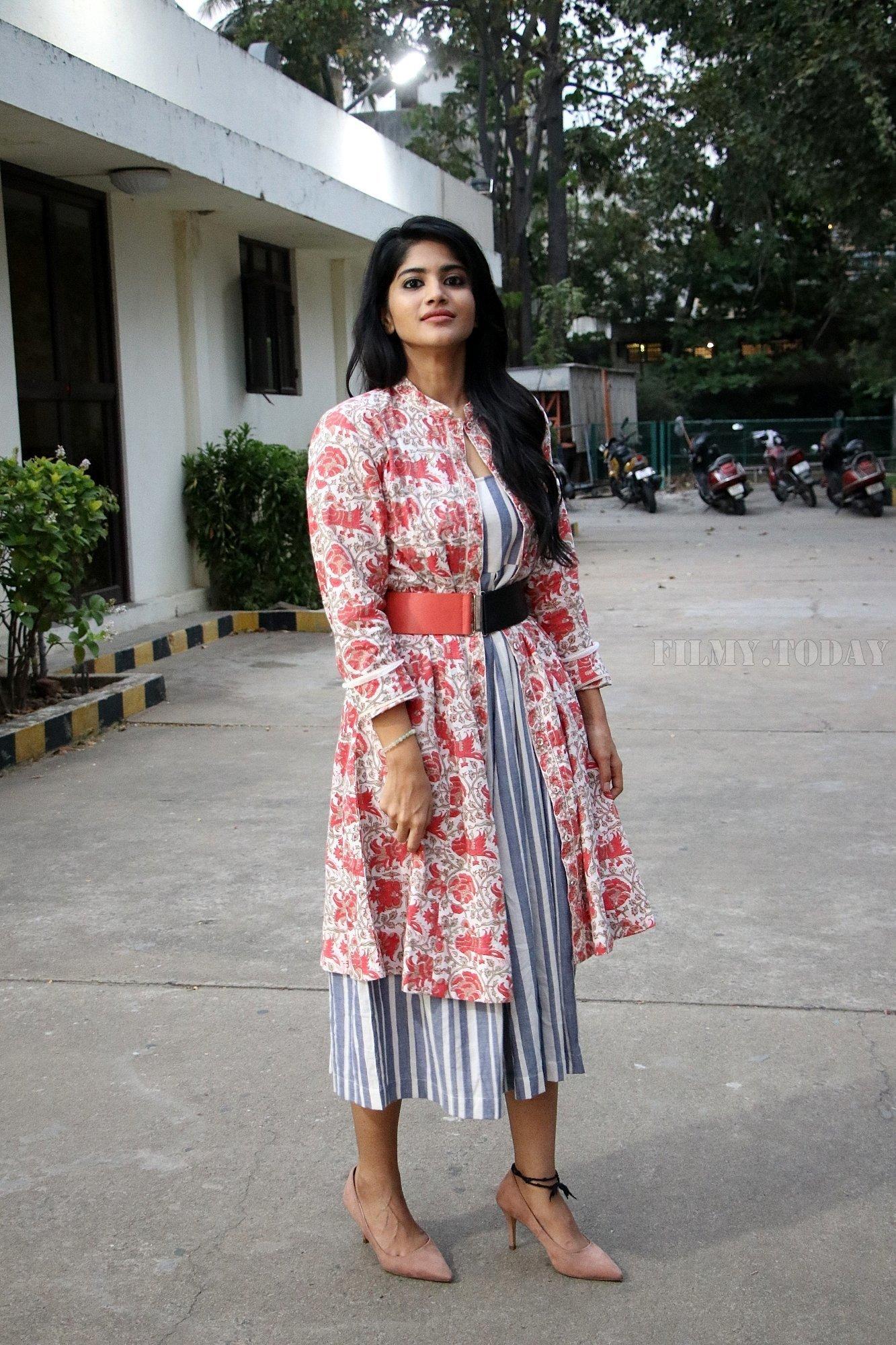 Megha Akash - Boomerang Movie Press Meet Photos | Picture 1630485