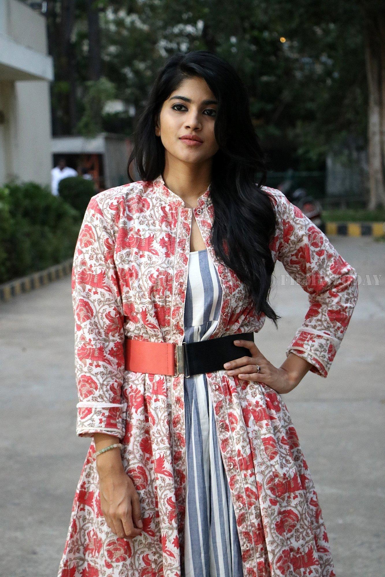 Megha Akash - Boomerang Movie Press Meet Photos | Picture 1630500