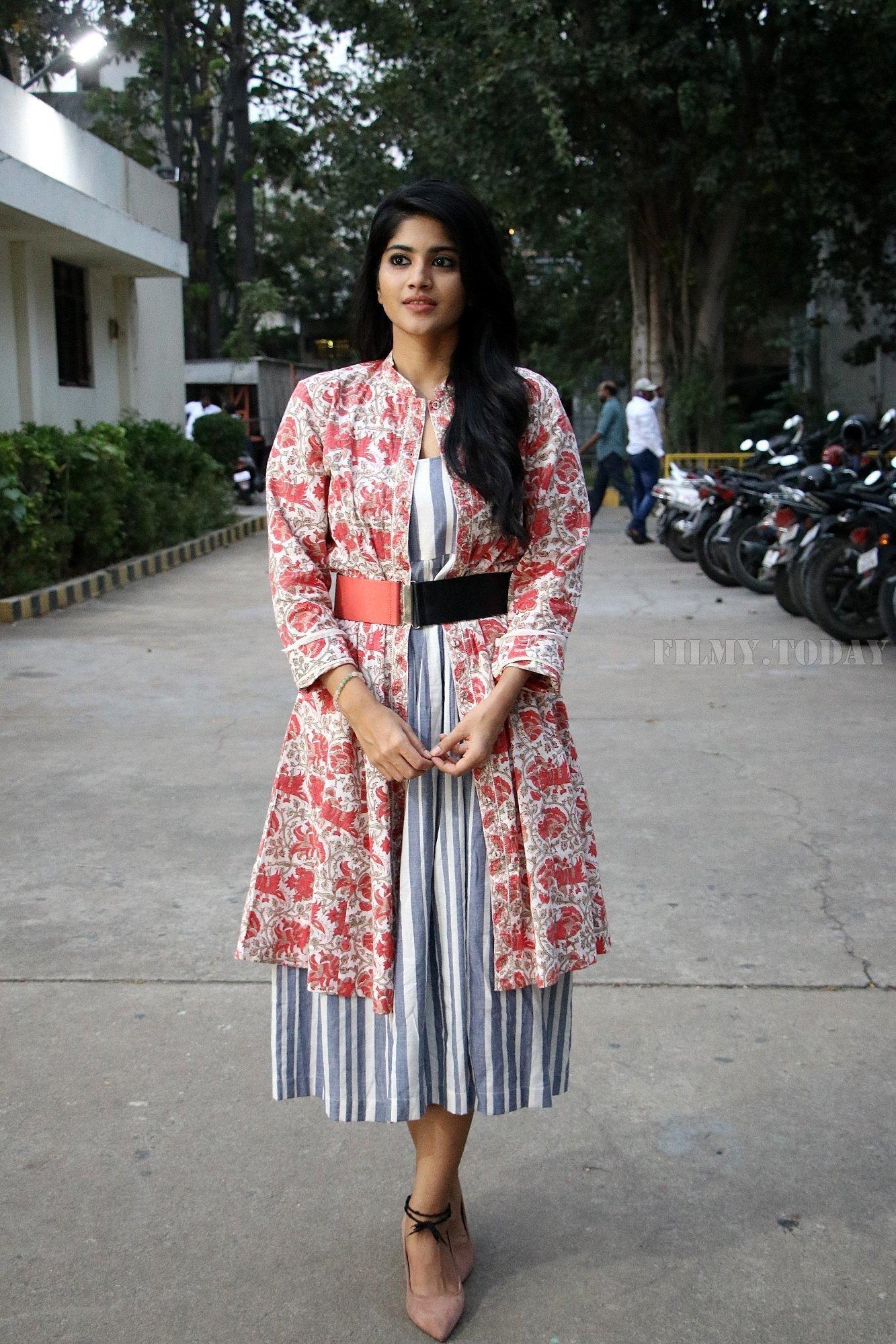 Megha Akash - Boomerang Movie Press Meet Photos   Picture 1630496