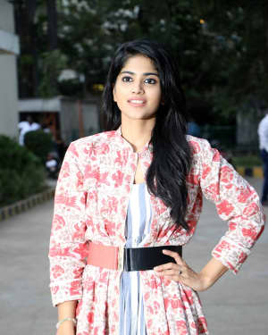 Megha Akash - Boomerang Movie Press Meet Photos | Picture 1630495