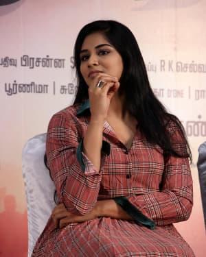 Indhuja - Boomerang Movie Press Meet Photos | Picture 1630458