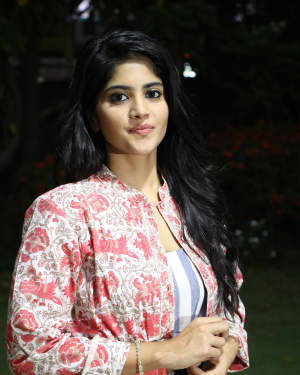 Megha Akash - Boomerang Movie Press Meet Photos | Picture 1630506