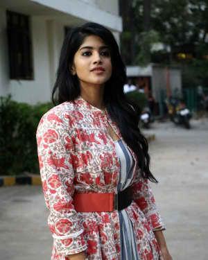 Megha Akash - Boomerang Movie Press Meet Photos | Picture 1630470
