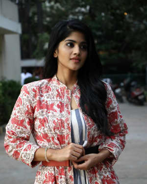 Megha Akash - Boomerang Movie Press Meet Photos | Picture 1630499