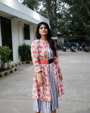 Megha Akash - Boomerang Movie Press Meet Photos | Picture 1630485