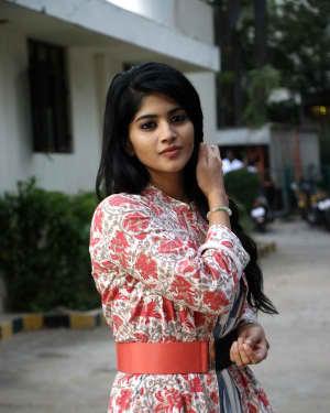 Megha Akash - Boomerang Movie Press Meet Photos | Picture 1630469