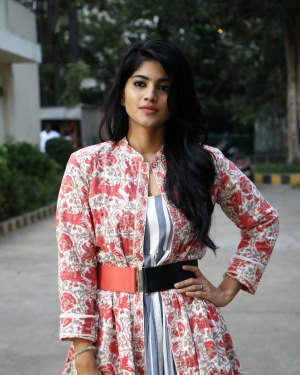 Megha Akash - Boomerang Movie Press Meet Photos | Picture 1630500