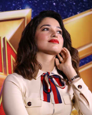 Tamanna Bhatia - Captain Marvel Press Meet Photos