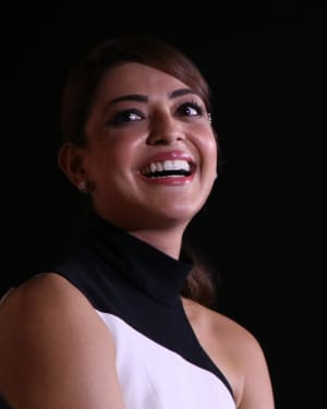 Kajal Aggarwal - Captain Marvel Press Meet Photos