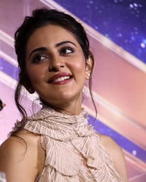 Rakul Preet Singh - Captain Marvel Press Meet Photos